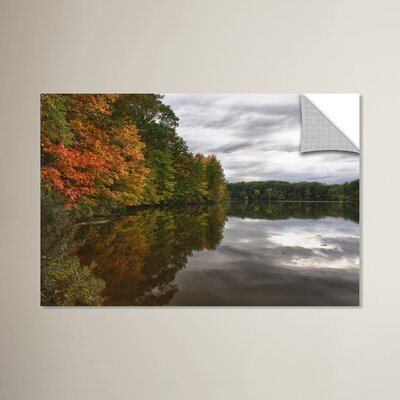 Fall in Ohio Photographic Print