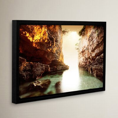 The Gate Framed Photographic Print