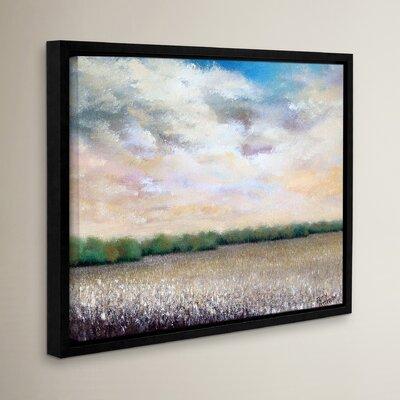 Prairie State Framed Painting Print