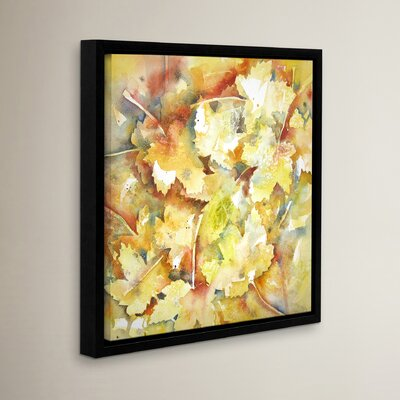 Autumn 3 Framed Painting Print