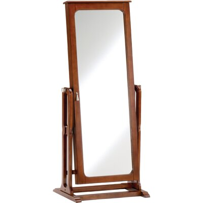 Hughesville Jewelry Armoire with Mirror