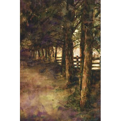 Good Neighbors by Nicole Renee Painting Print on Wrapped Canvas Size: 12