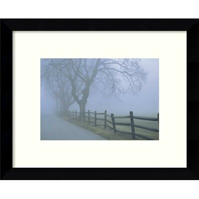Remembrance Landscape Framed Photographic Print