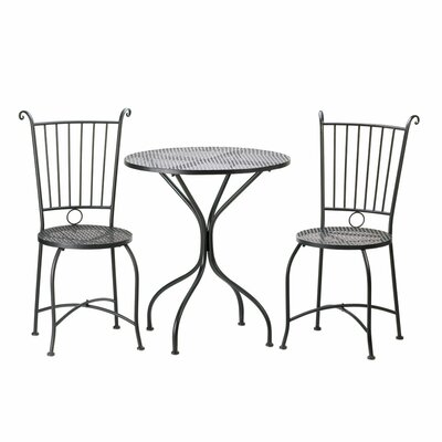 Bluff Canyon 3 Piece French Caf� Bistro Set