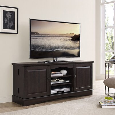Mailus 57 TV Stand Color: Espresso