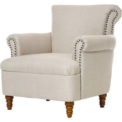 Greenside Arm Chair Fabric: Tan