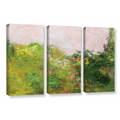 Swindon 3 Piece Painting Print on Wrapped Canvas Set