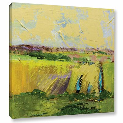 Warrington Painting Print on Wrapped Canvas