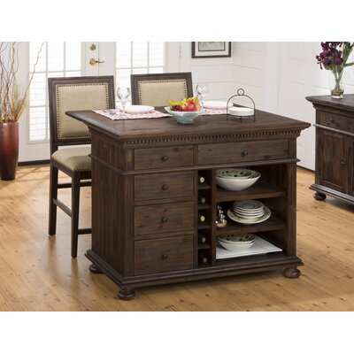 Addison Avenue 3 Piece Kitchen Island Set