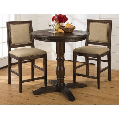 Addison Avenue 3 Piece Pub Table Set