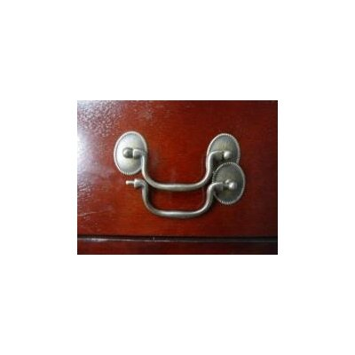 Silver Drawer Handle