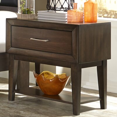Bodenhamer 1 Drawer Nightstand