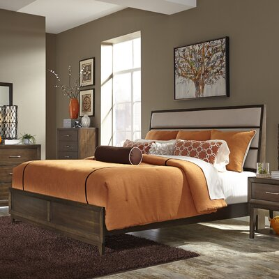 Bloomington Upholstered Panel Bed
