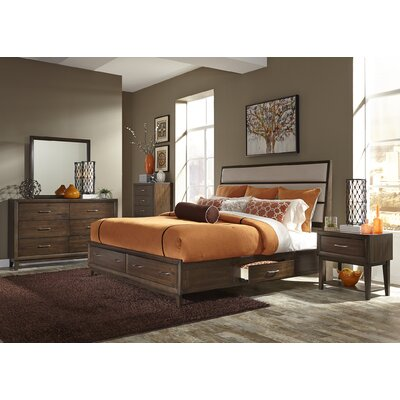 Bloomington Storage Customizable Bedroom Set
