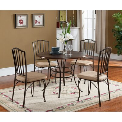 Bovingdon 5 Piece Dining Set