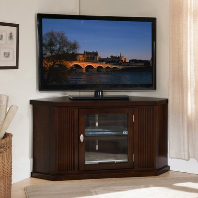 Benson Corner 47 TV Stand Color: Chocolate Cherry