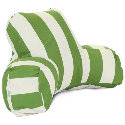 Mufeeda Indoor/Outdoor Bed Rest Pillow Color: Sage