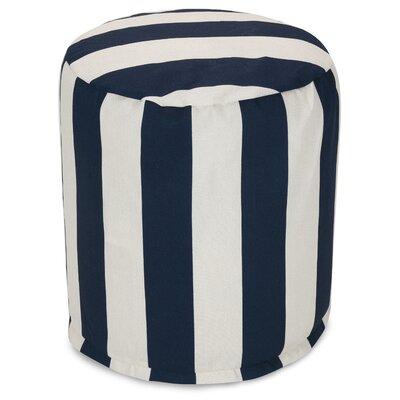 Dazelle Ottoman Fabric: Navy Blue