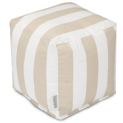 Dazelle Square Ottoman Color: Sand