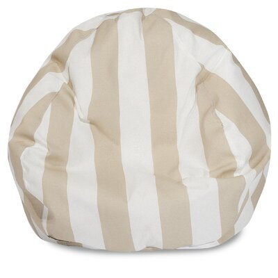 Classic Bean Bag Chair Color: Sand