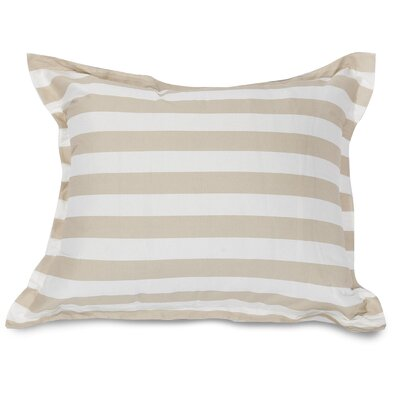 Dazelle Indoor/Outdoor Floor Pillow Color: Sand