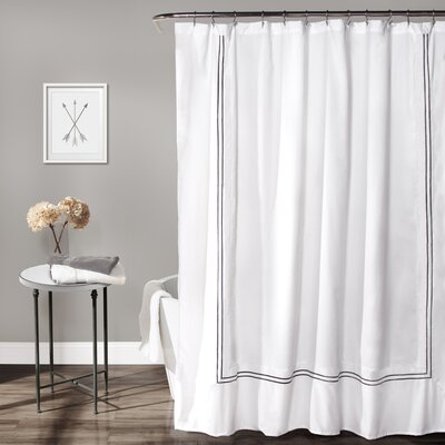 Buchanon Shower Curtain