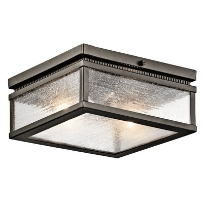 Conesville 2-Light Flush Mount