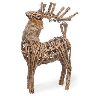Vine Deer with Bells