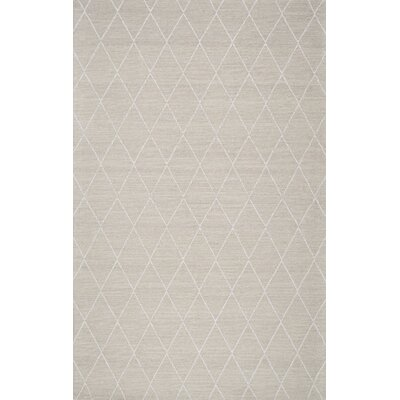 Bossier City Beige Area Rug Rug Size: 76 x 96