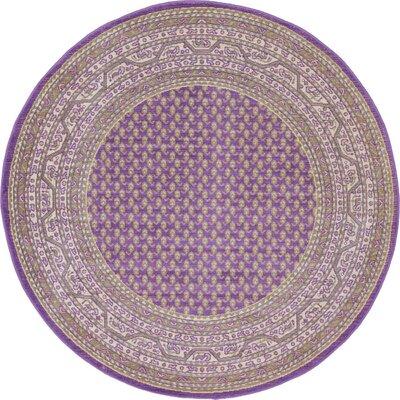 Bowerston Purple Area Rug