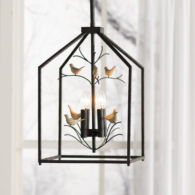 Groveland 4-Light Indoor Pendant