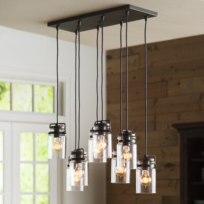Bloomingdale 8-Light Pendant Finish: Olde Bronze