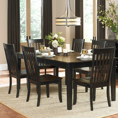Henri Traditional 7 Piece Dining Set