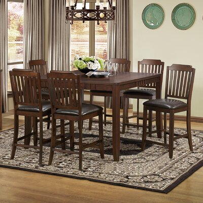 Van Buren Counter Height Extendable Dining Table