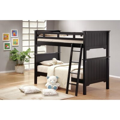 Shreya Twin Futon Bunk Bed
