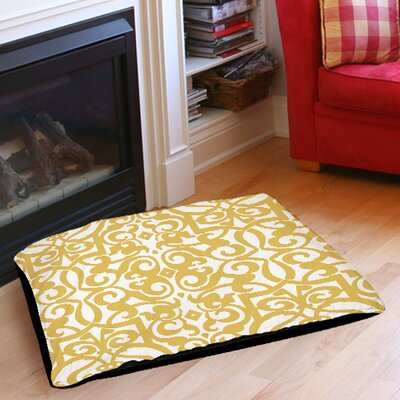 Bainbridge Indoor/Outdoor Pet Bed Size: 50 L x 40 W