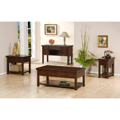 Boonville 4 Piece Coffee Table Set