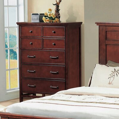 Boonville 7 Drawer Double Dresser