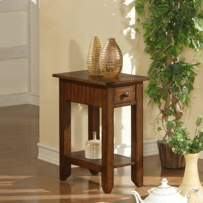 Schubert Rectangle End Table
