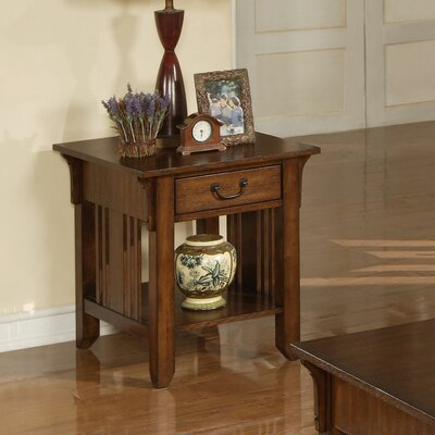 Schubert End Table