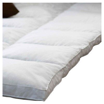 Superior 2 Down Alternative Mattress Topper Size: King