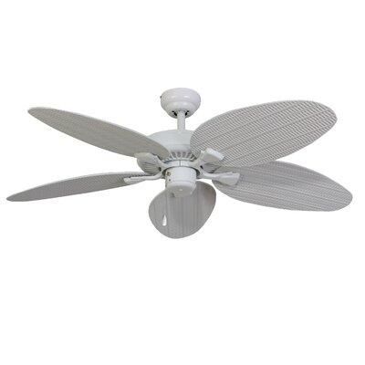 52 Kalea 5-Blade Outdoor Ceiling Fan