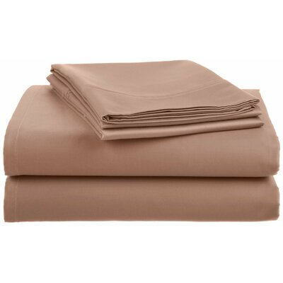 Lansdowne  500 Thread Count Sheet Set Size: Full, Color: Linen