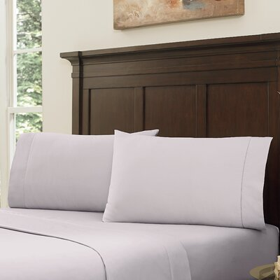 Lansdowne Pillowcase Set Size: Standard, Color: Evening Haze