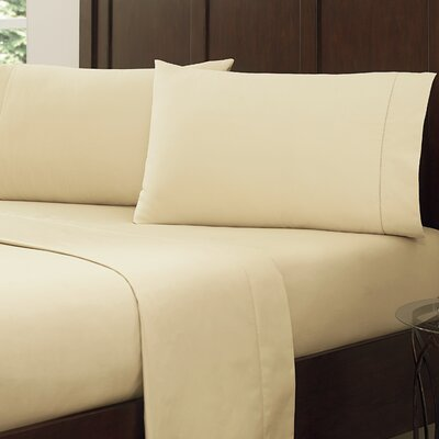Lansdowne 800 Thread Count Sheet Set Size: California King, Color: Butter Cream