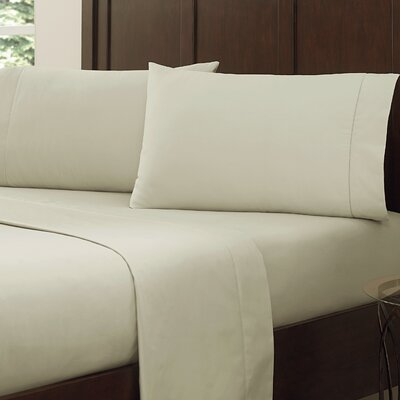 Lansdowne 800 Thread Count Sheet Set Size: Queen, Color: Overcast