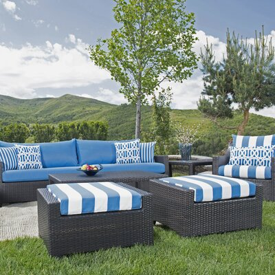 7-Piece Tyler Rattan Seating Group