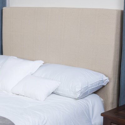 Woodard Upholstered Panel Headboard Size: Full/Queen