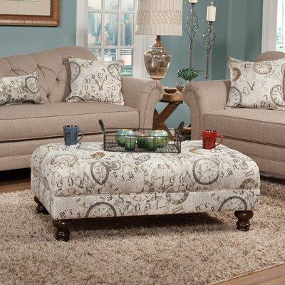Serta Upholstery Wheatfield Ottoman