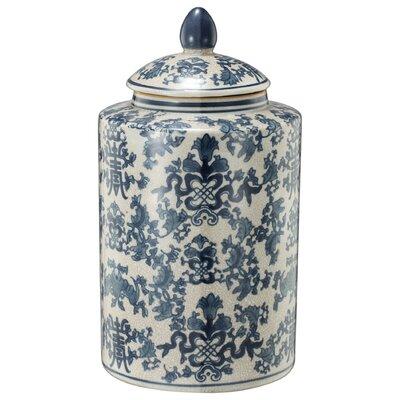 Asherton Decorative Lidded Jar